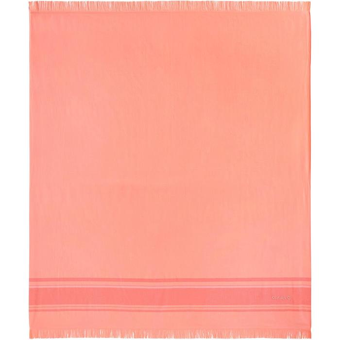 Dubbele fouta peach 170 x 150 cm - 1288735