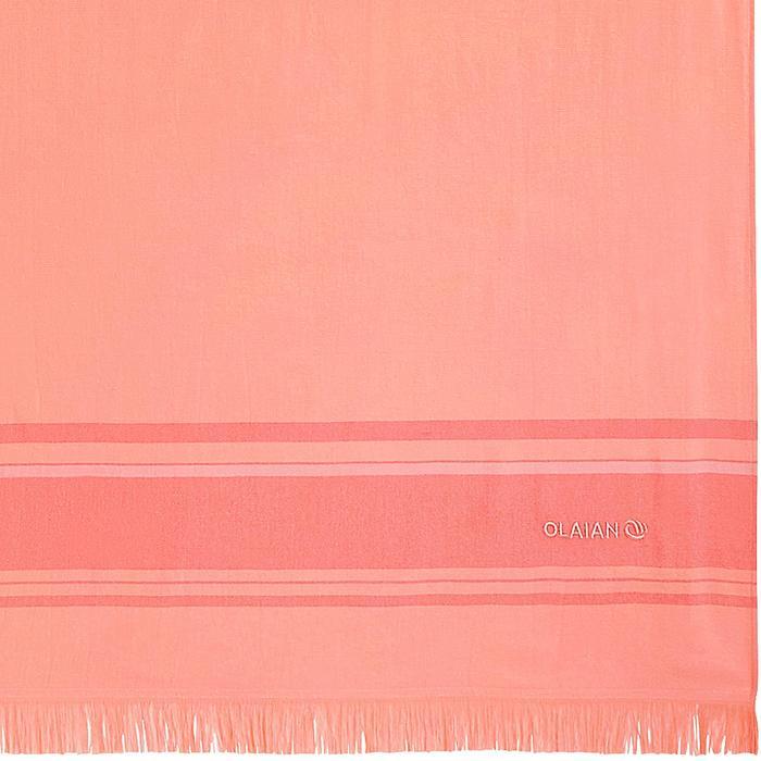 Dubbele fouta peach 170 x 150 cm - 1288736