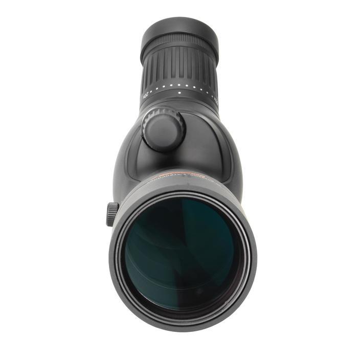 Catalejo Caza Solognac 20-60X60 Negro