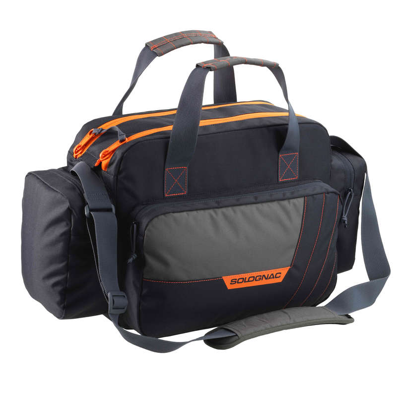 CLAY SHOOTING EQUIPMENT Shooting and Hunting - CLAY TRANSPORT BAG 250 CART SOLOGNAC - Hunting and Shooting Accessories
