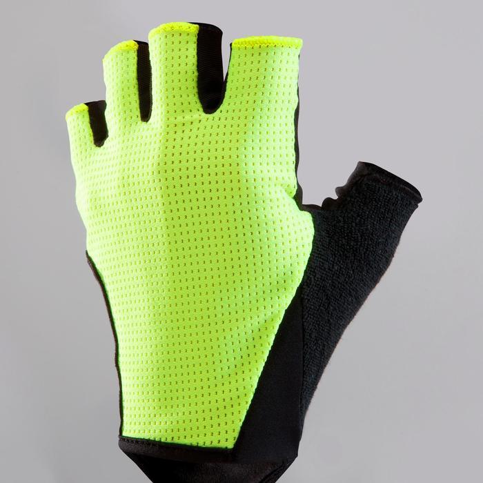 Fietshandschoenen Roadr 500 geel