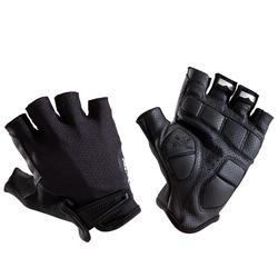 Fahrrad-Handschuhe Rennrad 900 schwarz