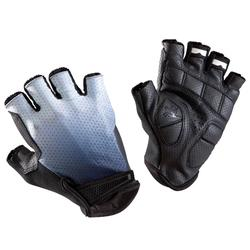 RoadCycling 900 Road Bike Gloves - Shaded Blue