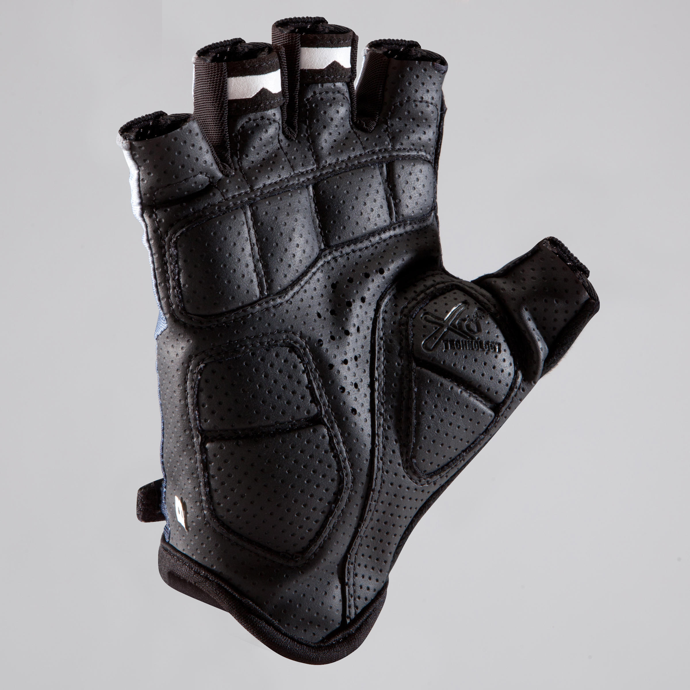 RoadC 900 Cycling Gloves - Shaded Blue