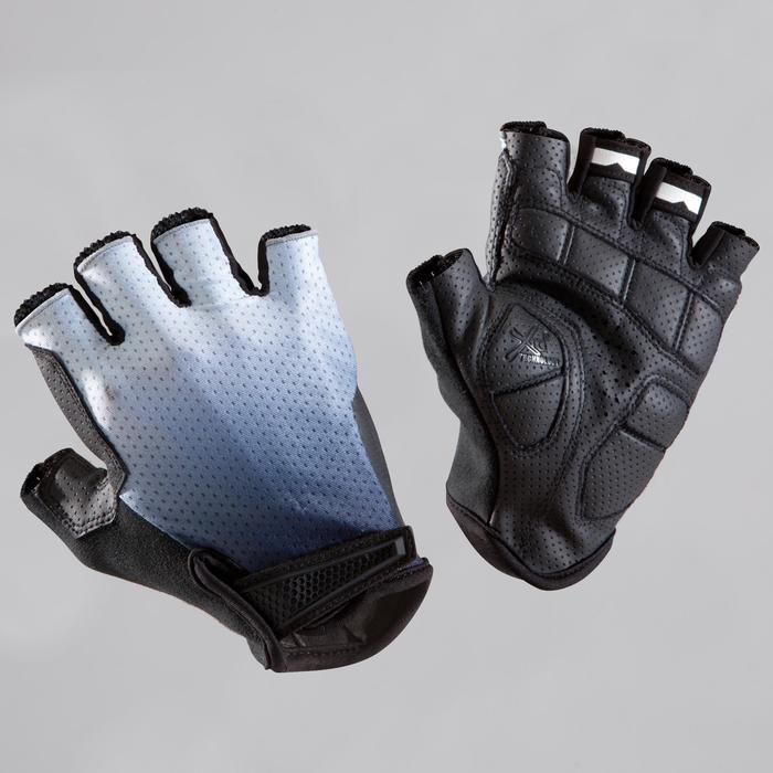 Fietshandschoenen Road Racing 900 gradiëntblauw
