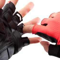 Guantes ciclismo ROADC 900 rose fluo