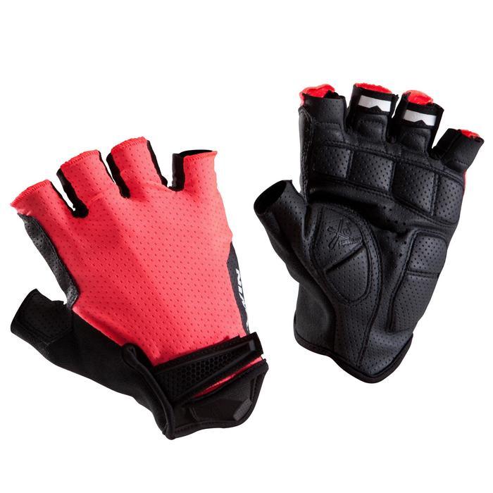 Fietshandschoenen RoadCycling 900 fluoroze