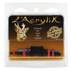 Appeau Chevreuil Acrylik Double Languette