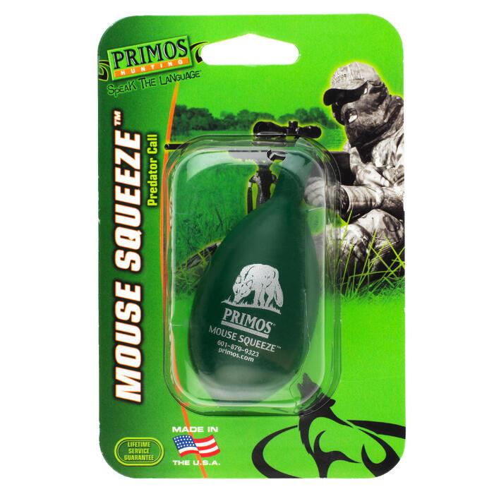 Vossenlokker Mouse Squeeze voor de jacht