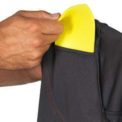 T-shirt Clay 900 met korte mouwen voor kleiduifschieten