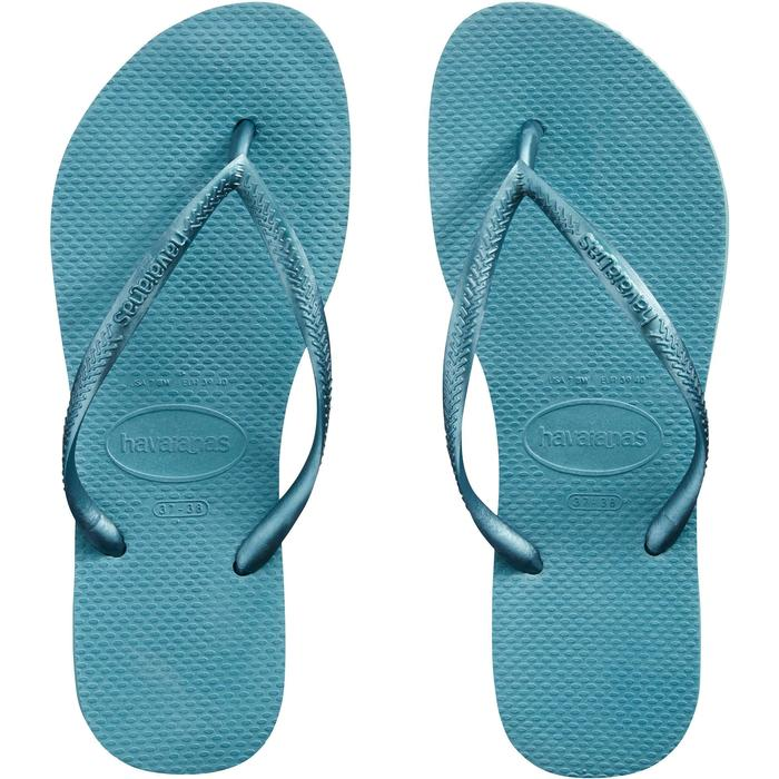 Tongs SLIM W MINERAL bleu - 1288929