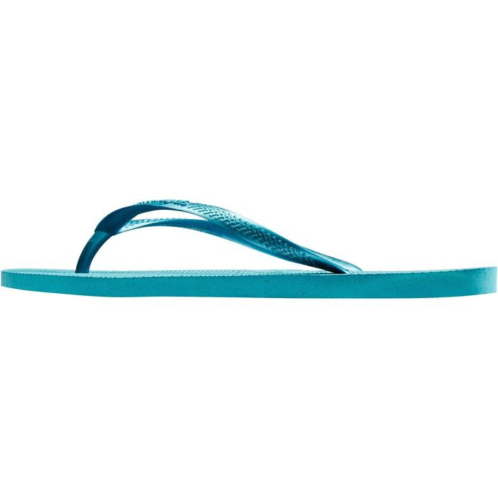 Tongs SLIM W MINERAL bleu - 1288932
