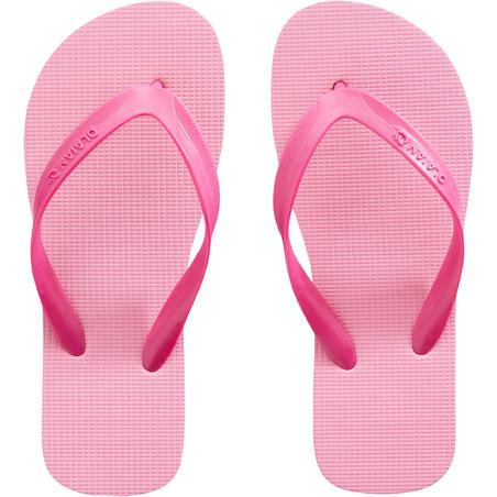 Дівчачі в'єтнамки TO 100 - Рожеві