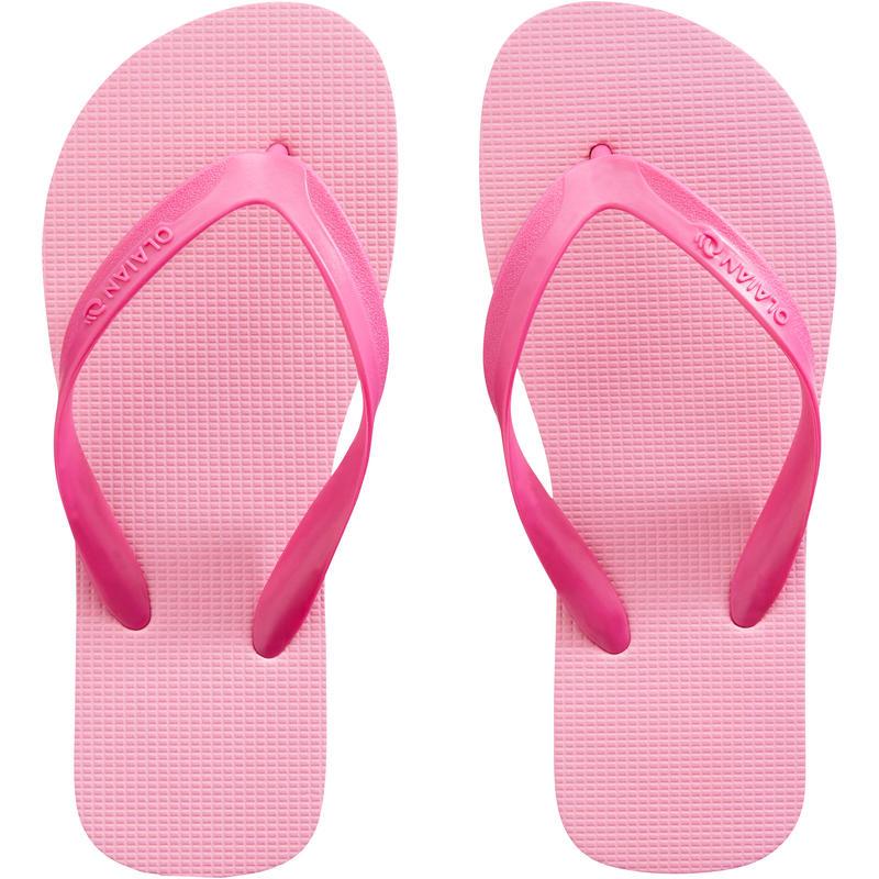 JUNIOR FLIP-FLOPS TO 100 Pink