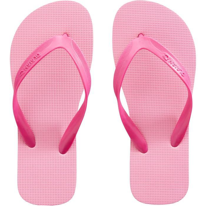 Slippers voor meisjes 100 roze