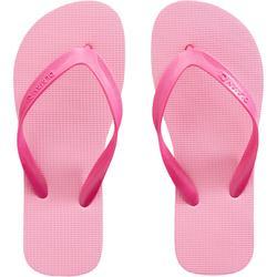 Zehensandalen TO 100 Mädchen rosa