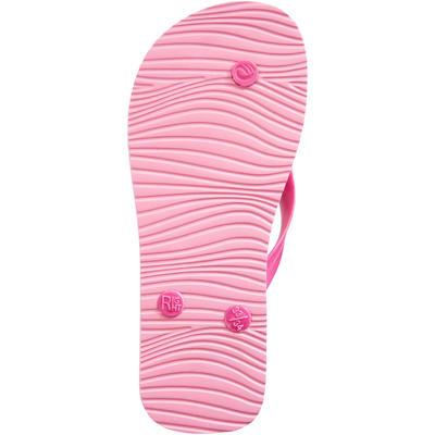 Girl's FLIP-FLOPS TO 100 Pink