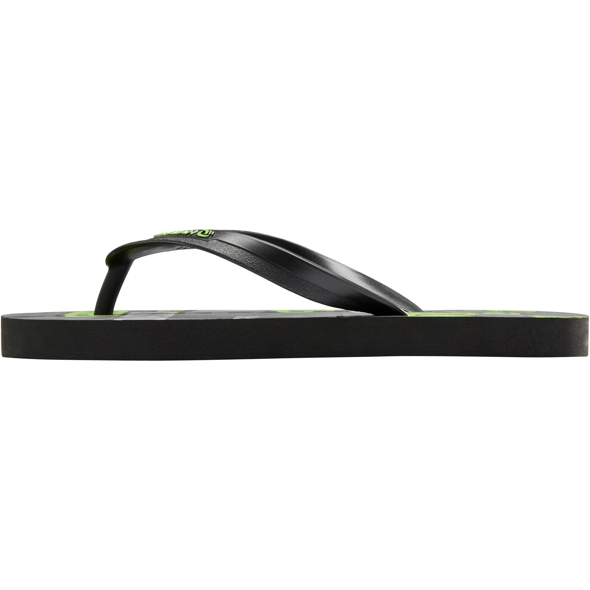Sandales de plage pour garçon TO 150 B Noir