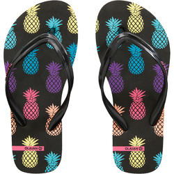 Girl's FLIP-FLOPS TO 120 Pineapple