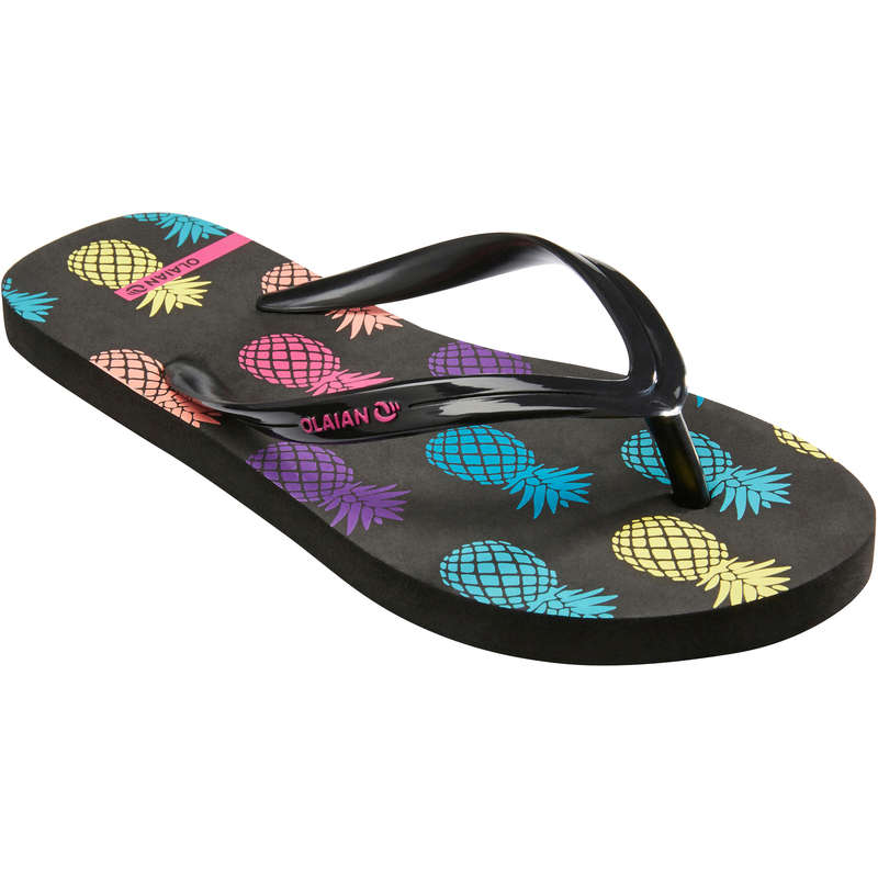 JUNIOR'S SURF FOOTWEAR Surf - TO 120 G Pineapple OLAIAN - Surf Clothing
