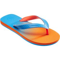 Slippers jongens TO 500 B Evo oranje