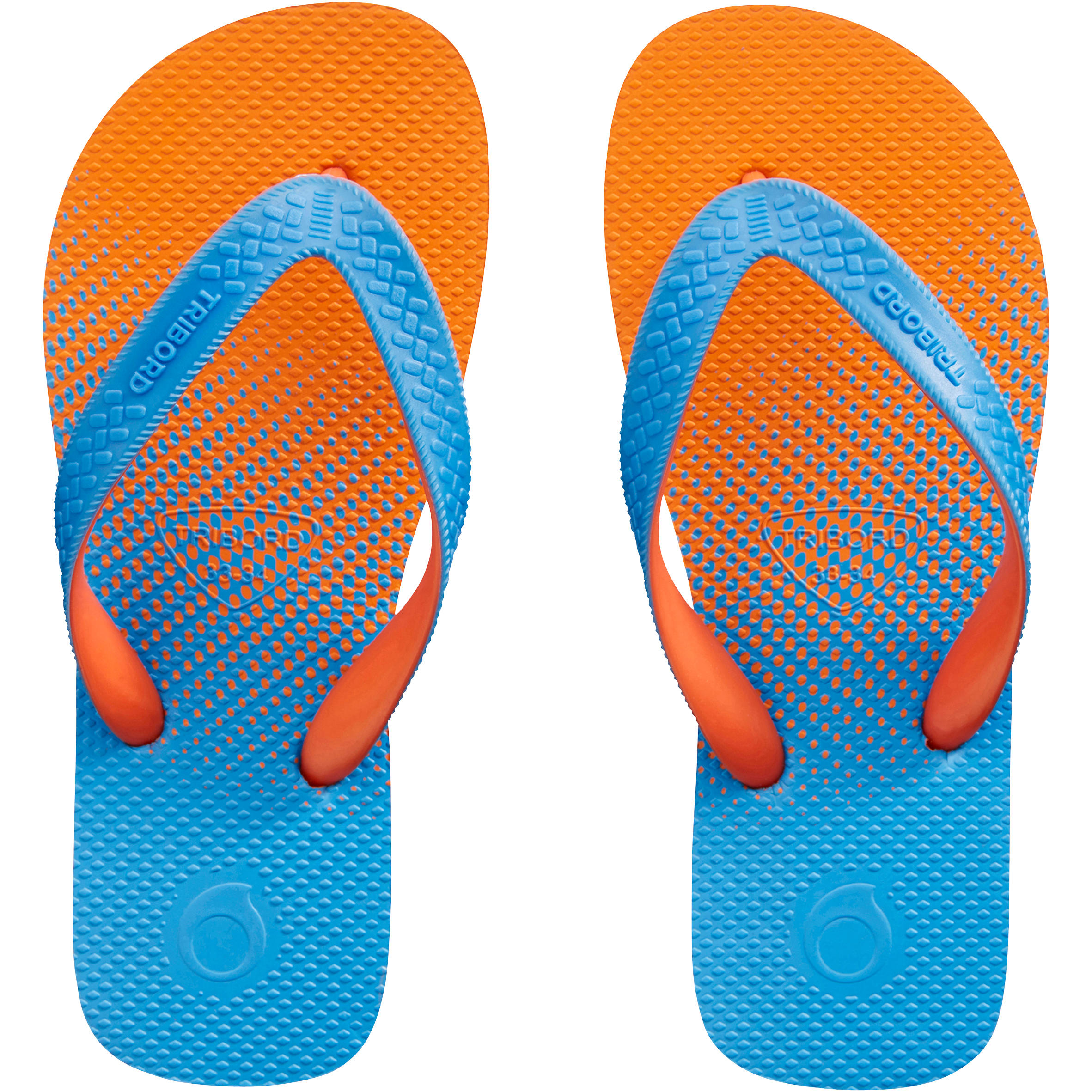 TO 500 B Evo Boys' Flip-Flops - Orange