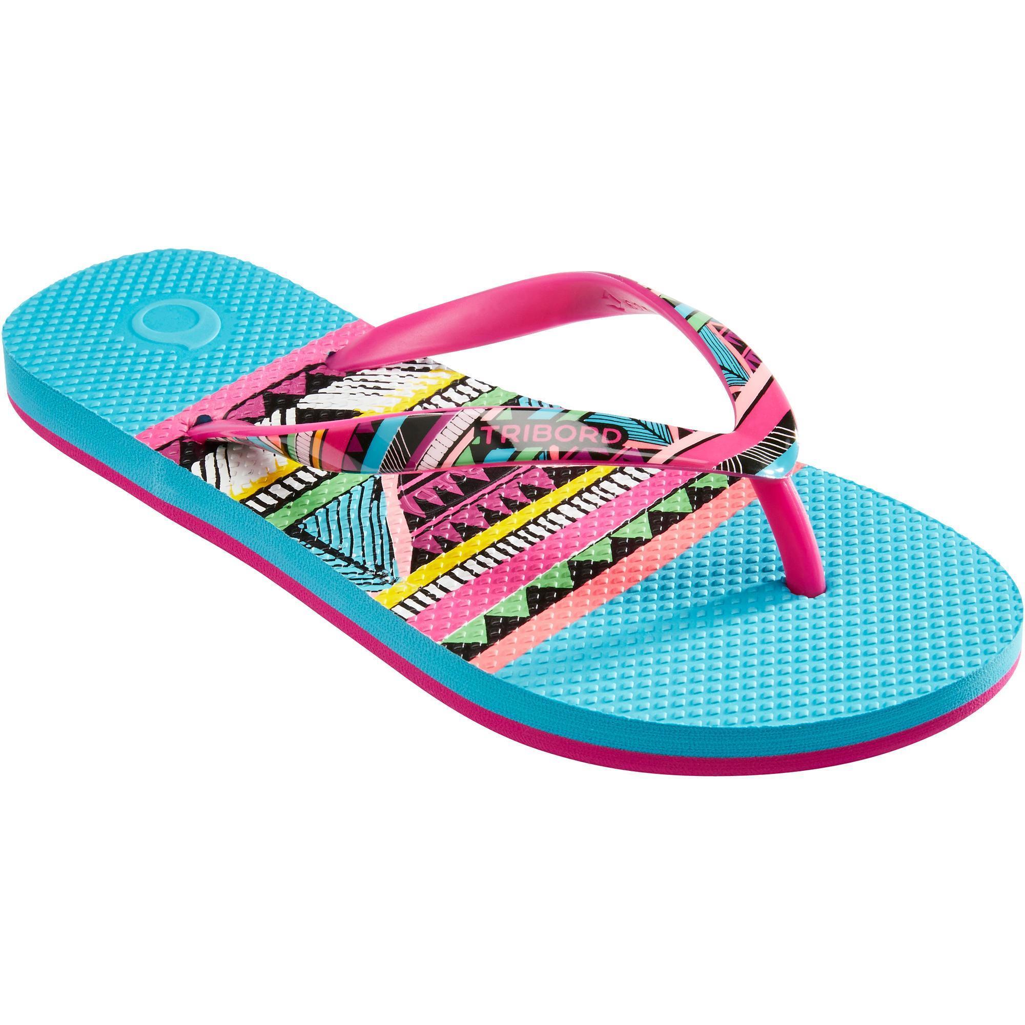 Olaian Slippers meisjes 500 G Naimi