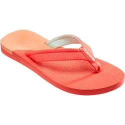 女童款夾腳拖鞋TO 550-粉紅色