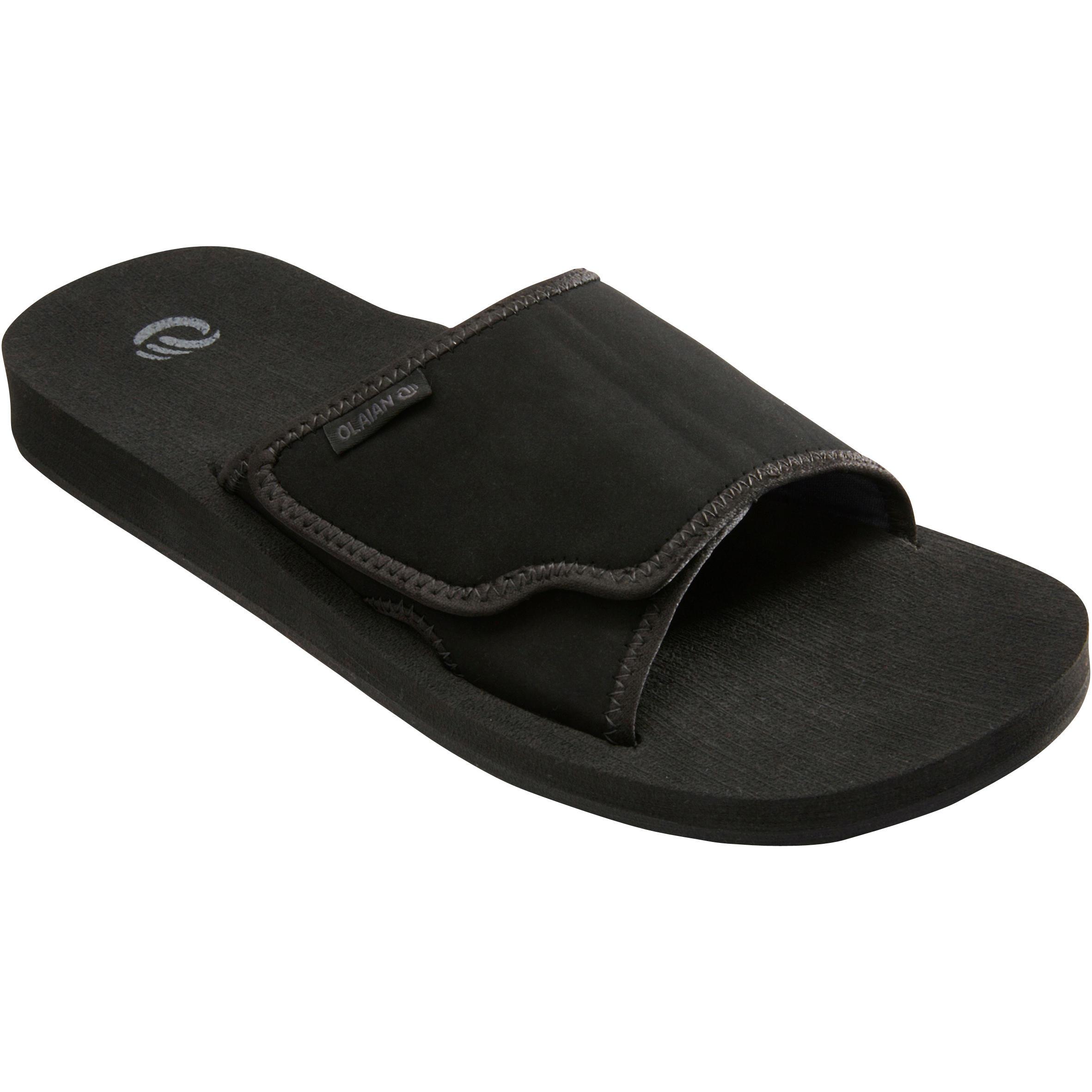 SLAP 550 M Men's Flip-Flops - Black