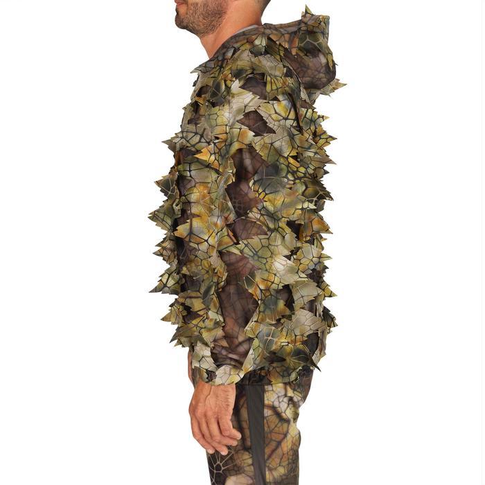 3D-jas Furtiv camouflage