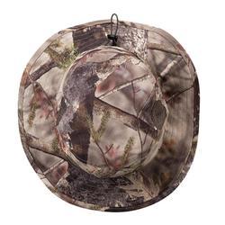 Sombrero de caza transpirable 500 D CAMUFLAJE MARRÓN