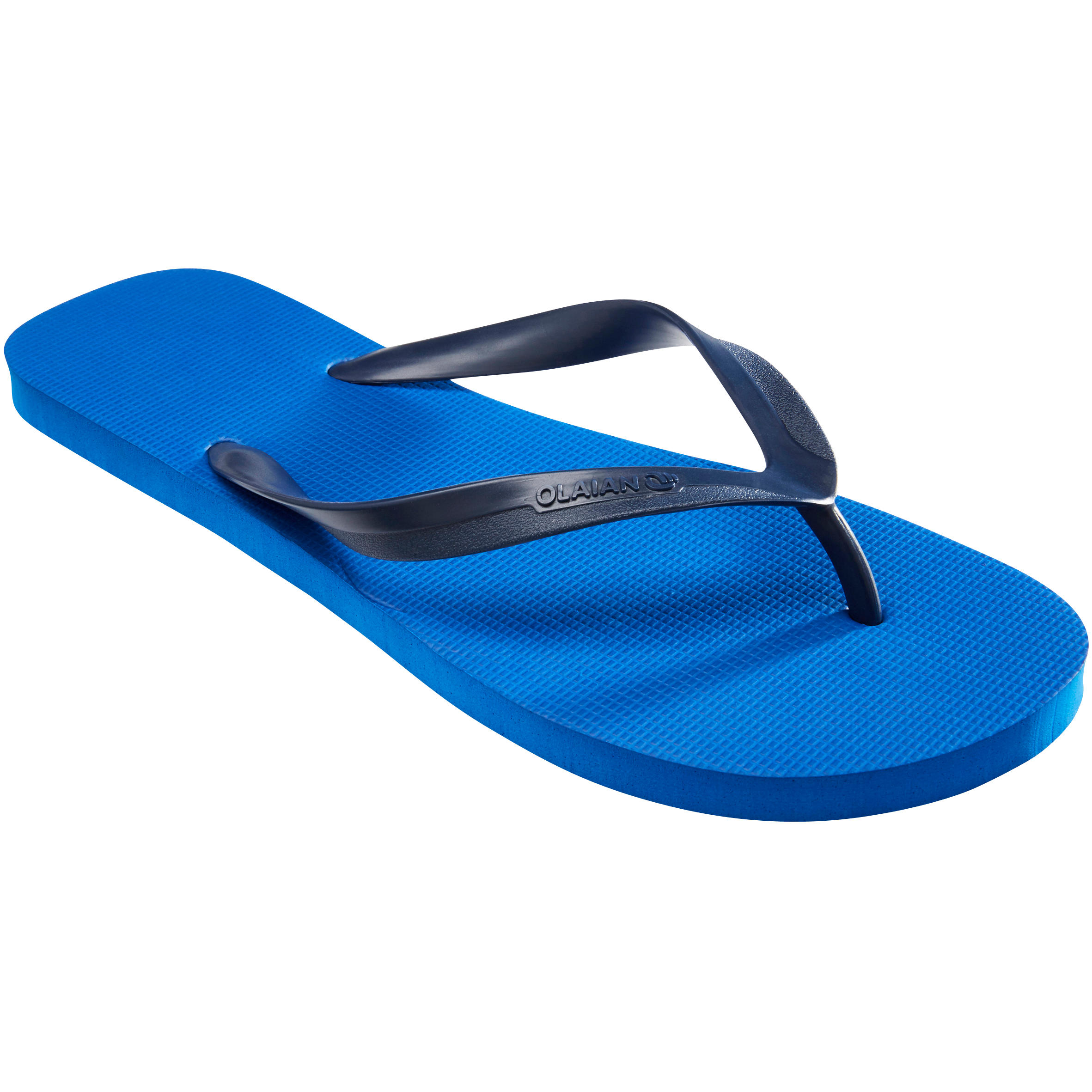 TO 100 M Men's Flip-Flops - Dark Blue