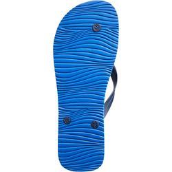 Chanclas De Playa Surf Olaian TO 100 Hombre Azul Oscuro