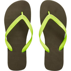 Men's FLIP-FLOPS TO 100 Khaki