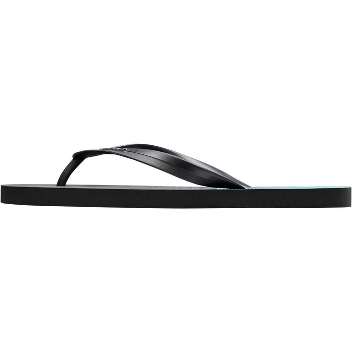 TONGS Homme TO 120 Floral Bleu