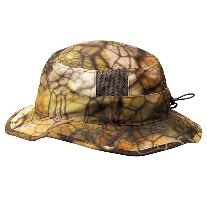 Chapeau chasse Respirant BGS500D Camouflage Furtiv - 1289067