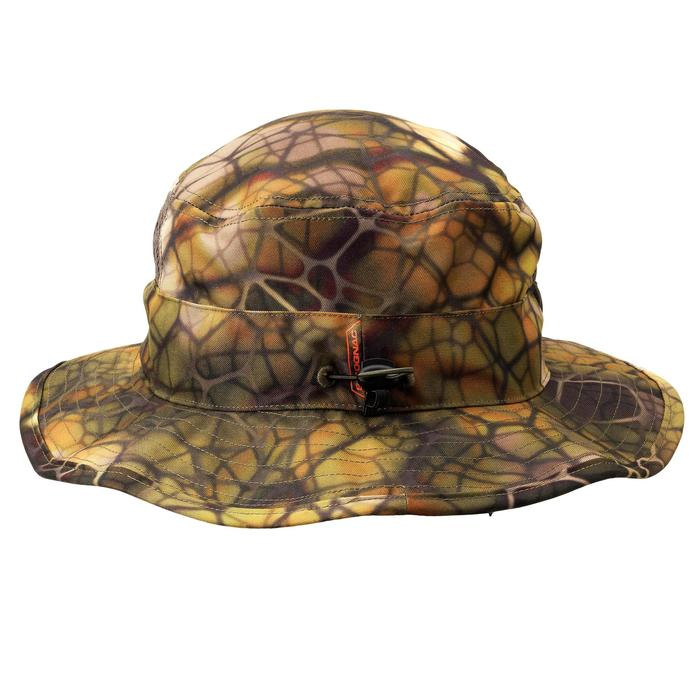 Chapeau chasse Respirant BGS500D Camouflage Furtiv - 1289070