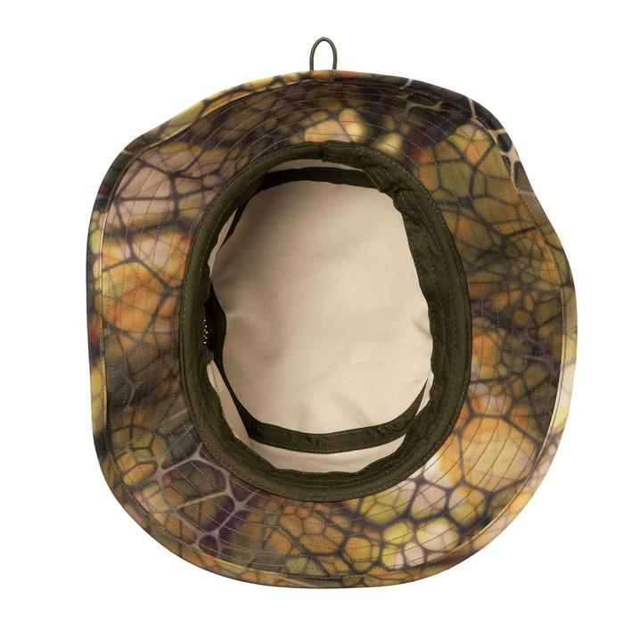 Chapeau chasse Respirant BGS500D Camouflage Furtiv - 1289071