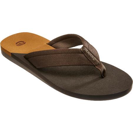 Men's Flip-Flops 520 - Brown