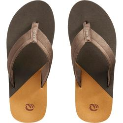 Chanclas De Playa Surf Olaian TO 550 Hombre Marrón