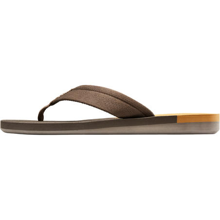 Men's Flip-Flops 520 - Brown