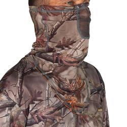 Braga de cuello caza Transpirable BGS500D camuflaje BROWN