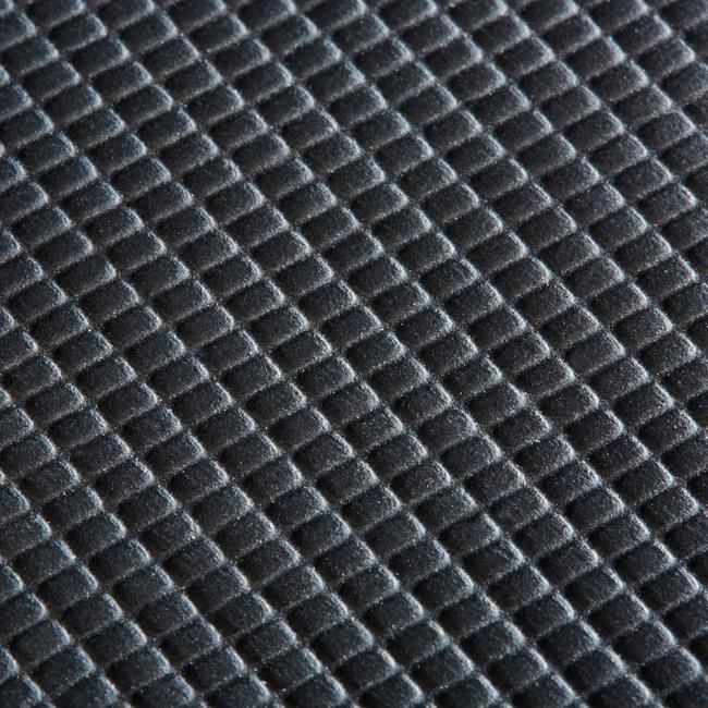 WOMEN'S FLIP-FLOPS 100 - TURQUOISE BLACK