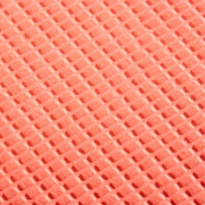 Chanclas Playa Surf Olaian Mujer Dedo Coral Rojo