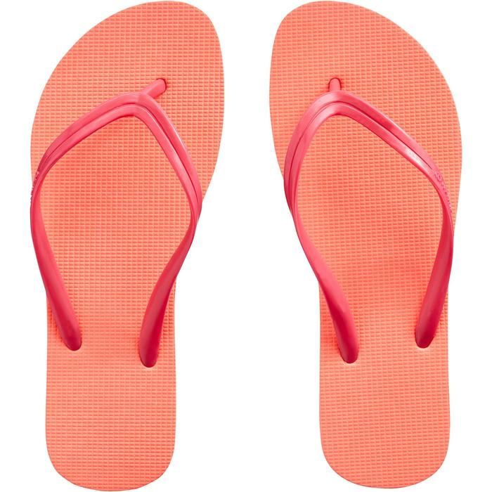 Chanclas Mujer TO 100 M rojo coral rosa