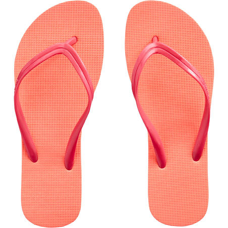 Sandales Femme TO 100 Corail Rose