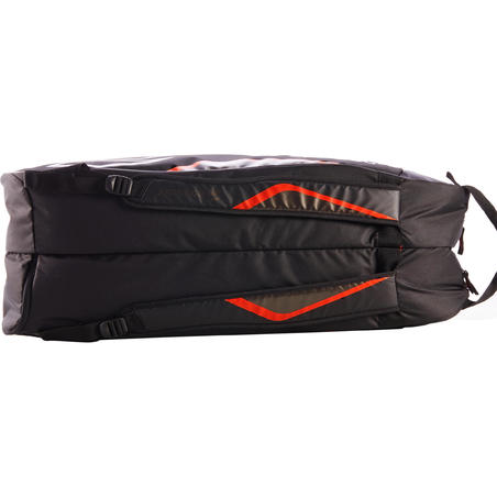 Tennis Bag 530 L - Black/Orange