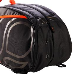 530 L Racket Sports Bag - Black/Orange