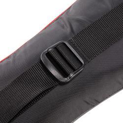 Tennisschlägertasche TL 700 Erwachsene schwarz/rot