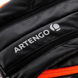 530 L Racquet Sports Bag - Black/Orange